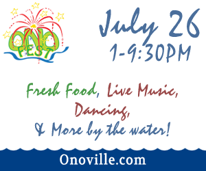 2014 OnoFest is on July 26, 2014