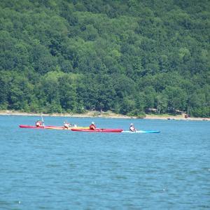 Photo of Group Kayaking at Onoville Marina
